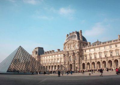 Mise en oeuvre des dispositions du décret GBCP au Louvre